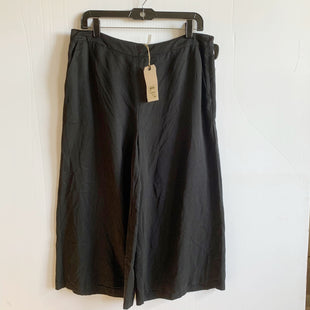 Primary Photo - BRAND: LEITH STYLE: CAPRIS COLOR: BLACK SIZE: L SKU: 298-29814-56614