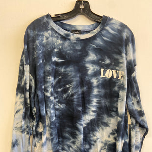 Primary Photo - BRAND: JUSTIFY STYLE: TOP LONG SLEEVE COLOR: TIE DYE SIZE: 2X SKU: 298-29811-53663
