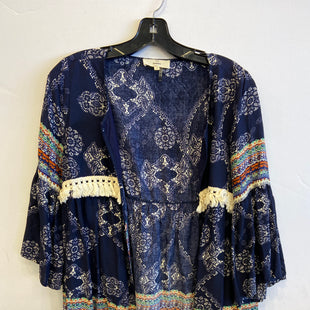 Primary Photo - BRAND: ENTRO STYLE: COVERUP COLOR: NAVY SIZE: S SKU: 298-29814-73043