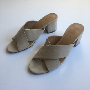 Primary Photo - BRAND: BANANA REPUBLIC O STYLE: SANDALS HIGH COLOR: TAN SIZE: 7 SKU: 298-29814-72239