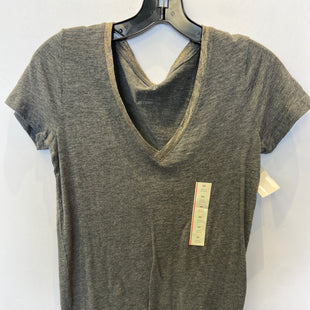 Primary Photo - BRAND: A NEW DAY STYLE: TOP SHORT SLEEVE COLOR: GREY SIZE: XS SKU: 298-29865-1137