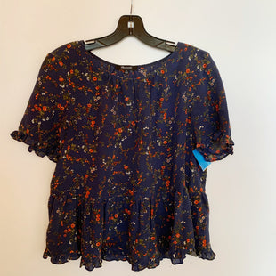 Primary Photo - BRAND: MADEWELL STYLE: TOP SHORT SLEEVE COLOR: FLORAL SIZE: M SKU: 298-29811-50807