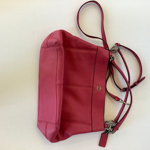 Primary Photo - BRAND: COACH STYLE: HANDBAG COLOR: PINK SIZE: MEDIUM SKU: 298-29811-53919