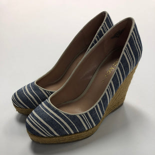 Primary Photo - BRAND: ENZO ANGIOLINI STYLE: SHOES HIGH HEEL COLOR: BLUE SIZE: 6.5 SKU: 298-29858-2429