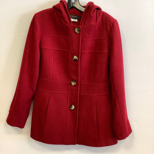 Primary Photo - BRAND:    CLOTHES MENTOR STYLE: COAT SHORT COLOR: RED SIZE: L OTHER INFO: JASON KOLE - SKU: 298-29814-71933