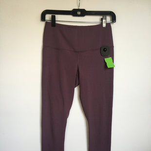 Primary Photo - BRAND: 90 DEGREES BY REFLEX STYLE: ATHLETIC PANTS COLOR: PURPLE SIZE: S SKU: 298-29814-71021