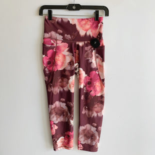 Primary Photo - BRAND: OLD NAVY STYLE: ATHLETIC CAPRIS COLOR: FLORAL SIZE: S SKU: 298-29811-50539