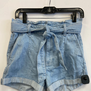 Primary Photo - BRAND: EXPRESS STYLE: SHORTS COLOR: DENIM SIZE: 4 SKU: 298-29811-53837
