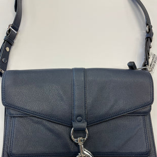 Primary Photo - BRAND: REBECCA MINKOFF STYLE: HANDBAG COLOR: NAVY SIZE: MEDIUM SKU: 298-29811-51540