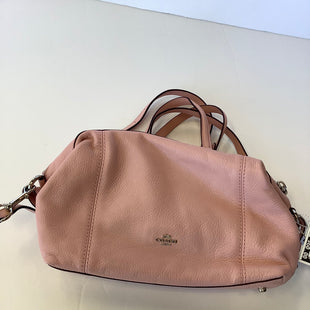 Primary Photo - BRAND: COACH STYLE: HANDBAG COLOR: LIGHT PINK SIZE: MEDIUM SKU: 298-29811-53920