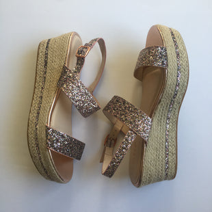 Primary Photo - BRAND: BAMBOO STYLE: SANDALS LOW COLOR: SPARKLES SIZE: 7.5 SKU: 298-29850-2038
