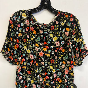Primary Photo - BRAND: LOFT STYLE: TOP SHORT SLEEVE COLOR: FLORAL SIZE: XS SKU: 298-29813-35748
