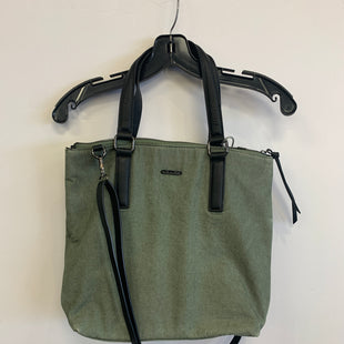 Primary Photo - BRAND:    CLOTHES MENTOR STYLE: HANDBAG COLOR: GREEN SIZE: LARGE OTHER INFO: MIA MELON - SKU: 298-29811-52740