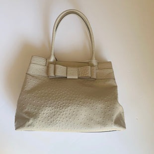 Primary Photo - BRAND: KATE SPADE STYLE: HANDBAG DESIGNER COLOR: TAN SIZE: LARGE SKU: 298-29814-72261