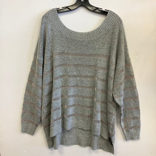 Primary Photo - BRAND: LANE BRYANT STYLE: SWEATER LIGHTWEIGHT COLOR: GREY SIZE: 2X SKU: 298-29859-4377