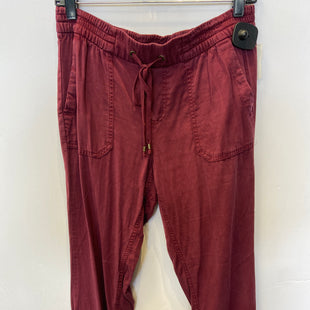 Primary Photo - BRAND: OLD NAVY STYLE: PANTS COLOR: MAROON SIZE: S SKU: 298-29814-75386