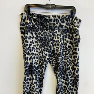 Primary Photo - BRAND:    CLOTHES MENTOR STYLE: ATHLETIC PANTS COLOR: ANIMAL PRINT SIZE: 3X SKU: 298-29865-851