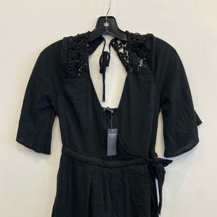 Primary Photo - BRAND: ABERCROMBIE AND FITCH STYLE: TOP SHORT SLEEVE COLOR: BLACK SIZE: XS SKU: 298-29835-23539