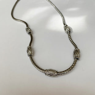 Primary Photo - BRAND:    CLOTHES MENTOR STYLE: NECKLACE COLOR: SILVER SKU: 298-29835-22529