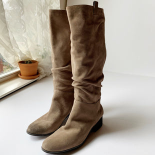 Primary Photo - BRAND: BP STYLE: BOOTS KNEE COLOR: TAN SIZE: 12 SKU: 298-29814-61553
