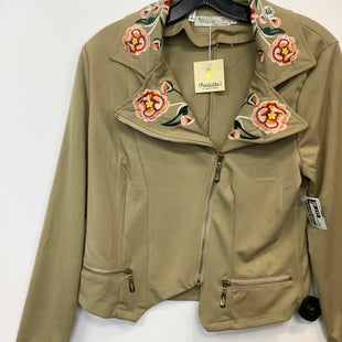 Primary Photo - BRAND:    CLOTHES MENTOR STYLE: JACKET OUTDOOR COLOR: TAN SIZE: M OTHER INFO: AVAILABLE - SKU: 298-29814-74653
