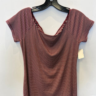 Primary Photo - BRAND: OLD NAVY STYLE: TOP SHORT SLEEVE COLOR: MAROON SIZE: L SKU: 298-29859-6186