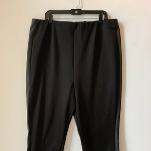 Primary Photo - BRAND: FOREVER 21 STYLE: PANTS COLOR: BLACK SIZE: 3X SKU: 298-29862-1109