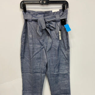 Primary Photo - BRAND: EXPRESS STYLE: PANTS COLOR: BLUE SIZE: 4 SKU: 298-29814-74505