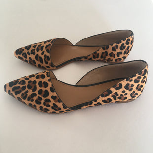 Primary Photo - BRAND: J CREW STYLE: SHOES FLATS COLOR: ANIMAL PRINT SIZE: 6.5 SKU: 298-29811-50574