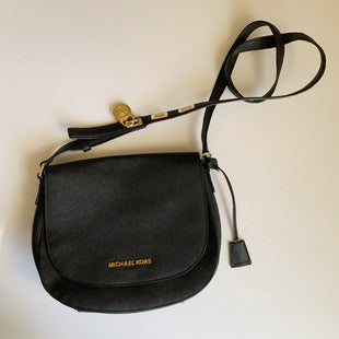 Primary Photo - BRAND: MICHAEL KORS STYLE: HANDBAG DESIGNER COLOR: BLACK SIZE: MEDIUM SKU: 298-29864-99