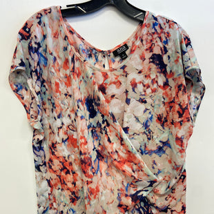 Primary Photo - BRAND: ANA STYLE: TOP SHORT SLEEVE COLOR: FLORAL SIZE: XL SKU: 298-29811-53679
