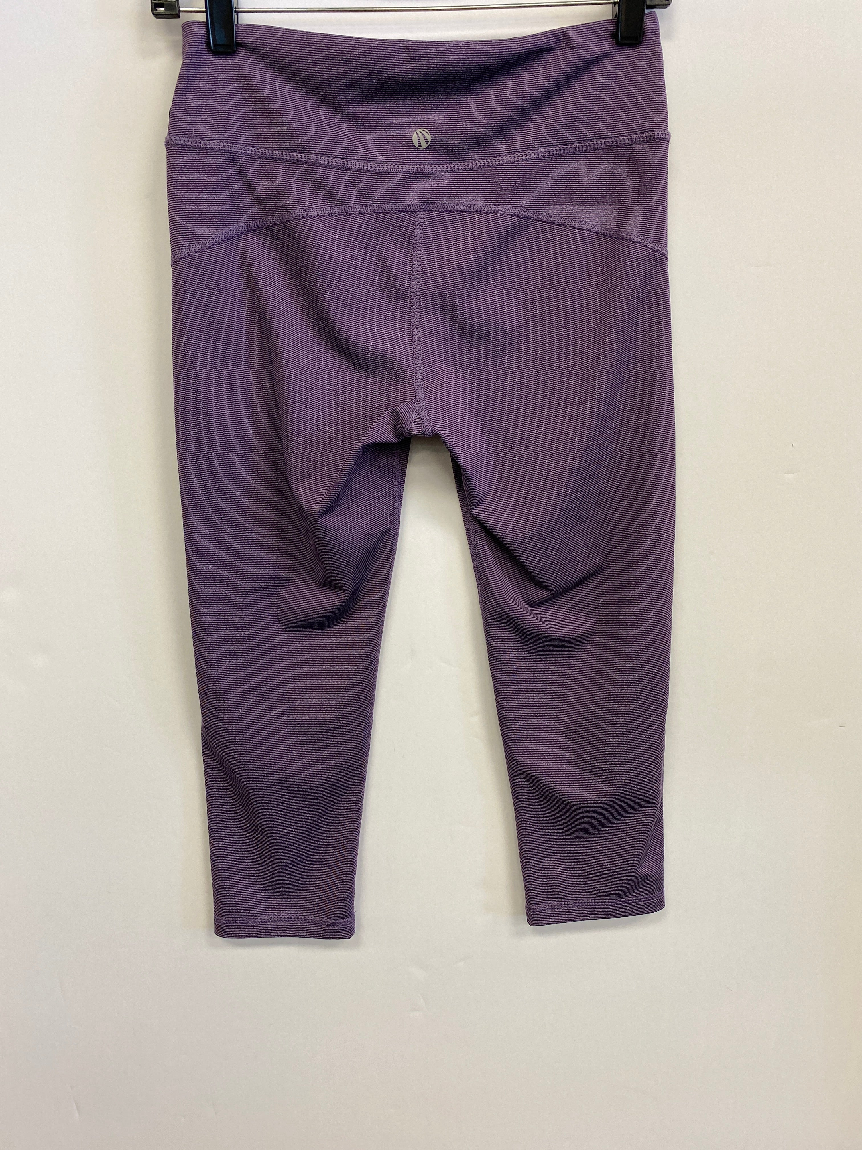 Photo #1 - BRAND: MARIKA <BR>STYLE: ATHLETIC CAPRIS <BR>COLOR: PURPLE <BR>SIZE: S <BR>SKU: 298-29814-63198