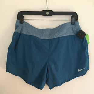 Primary Photo - BRAND: NIKE APPAREL STYLE: ATHLETIC SHORTS COLOR: BLUE SIZE: L SKU: 298-29813-34394