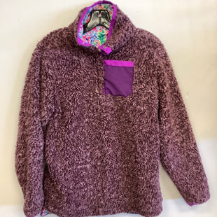 Primary Photo - BRAND:    CLOTHES MENTOR STYLE: JACKET OUTDOOR COLOR: MAROON SIZE: S SKU: 298-29811-50100