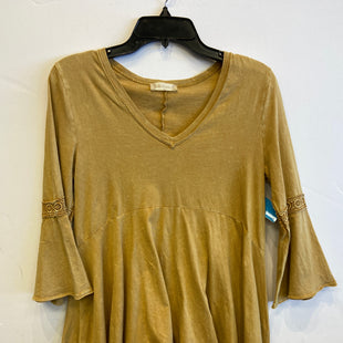 Primary Photo - BRAND: ALTARD STATE STYLE: TOP LONG SLEEVE COLOR: YELLOW SIZE: S SKU: 298-29814-73047