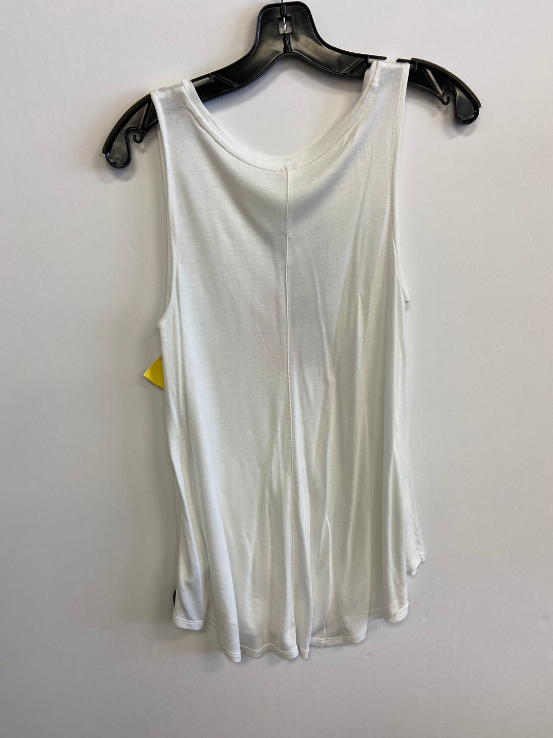 Photo #1 - BRAND: OLD NAVY <BR>STYLE: TOP SLEEVELESS <BR>COLOR: WHITE <BR>SIZE: S <BR>SKU: 298-29854-2027