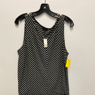 Primary Photo - BRAND: TALBOTS STYLE: TOP SLEEVELESS COLOR: STRIPED SIZE: PETITE   XL SKU: 298-29814-66571