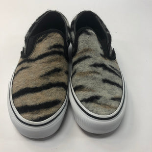 Primary Photo - BRAND: VANS STYLE: SHOES ATHLETIC COLOR: ANIMAL PRINT SIZE: 7.5 SKU: 298-29814-70858