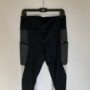 Primary Photo - BRAND: ACTIVE LIFE STYLE: ATHLETIC PANTS COLOR: BLACK WHITE SIZE: XL SKU: 298-29814-73129