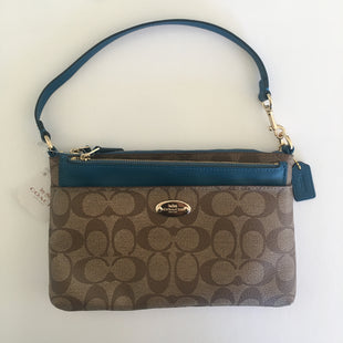 Primary Photo - BRAND: COACH STYLE: HANDBAG DESIGNER COLOR: BROWN SIZE: SMALL SKU: 298-29814-72570