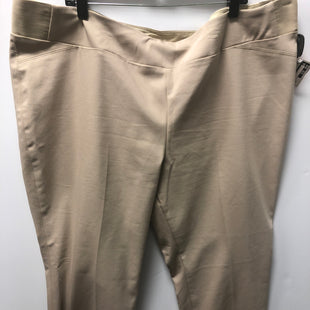 Primary Photo - BRAND: INVESTMENTS STYLE: PANTS COLOR: TAN SIZE: 24 SKU: 298-29814-59737