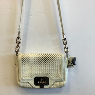 Primary Photo - BRAND: COLE-HAAN STYLE: HANDBAG COLOR: OFF WHITE SIZE: SMALL SKU: 298-29850-1629
