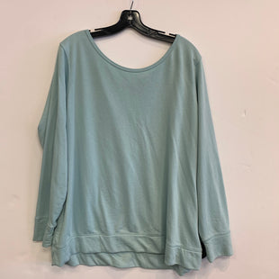 Primary Photo - BRAND: OLD NAVY STYLE: ATHLETIC TOP COLOR: BLUE SIZE: XXL SKU: 298-29859-4561