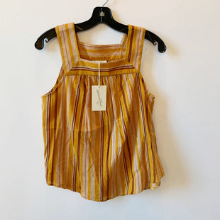 Primary Photo - BRAND: UNIVERSAL THREAD STYLE: TOP SLEEVELESS COLOR: YELLOW SIZE: XS SKU: 298-29813-34705