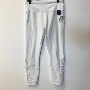 Primary Photo - BRAND: FABLETICS STYLE: ATHLETIC PANTS COLOR: WHITE SIZE: L SKU: 298-29811-52728