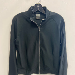 Primary Photo - BRAND: NIKE STYLE: ATHLETIC JACKET COLOR: BLACK SIZE: M SKU: 298-29865-1037