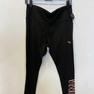 Primary Photo - BRAND: PUMA STYLE: ATHLETIC PANTS COLOR: BLACK SIZE: XL SKU: 298-29811-53881