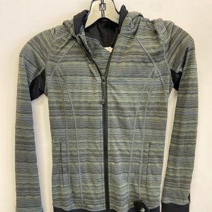 Primary Photo - BRAND: LULULEMON STYLE: ATHLETIC JACKET COLOR: GREEN SIZE: XS SKU: 298-29814-75411
