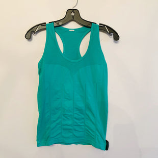 Primary Photo - BRAND: FABLETICS STYLE: ATHLETIC TANK TOP COLOR: GREEN SIZE: S SKU: 298-29814-67726