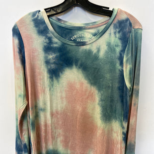 Primary Photo - BRAND: AEROPOSTALE STYLE: TOP LONG SLEEVE BASIC COLOR: TIE DYE SIZE: L SKU: 298-29814-75390
